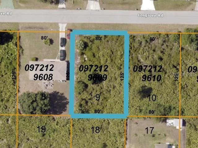 Cosgrove Road, North Port, FL 34291 (MLS #D6111028) :: The Duncan Duo Team