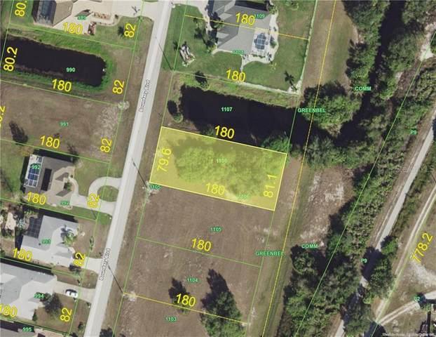 923 Boundary Boulevard, Rotonda West, FL 33947 (MLS #D6111043) :: Zarghami Group