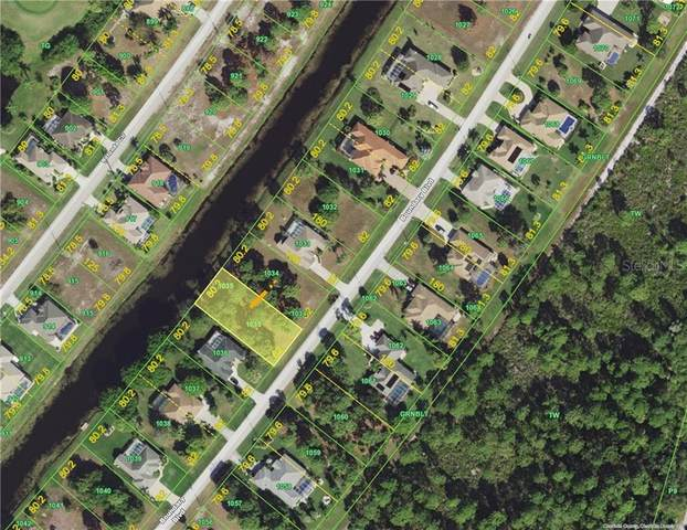 1014 Boundary Boulevard, Rotonda West, FL 33947 (MLS #D6111046) :: The BRC Group, LLC
