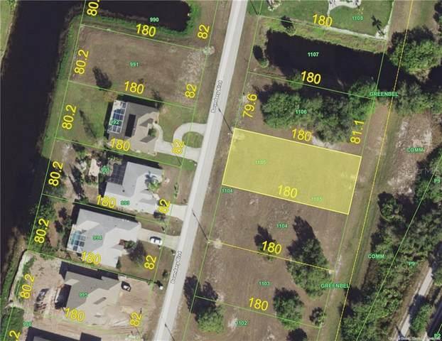 925 Boundary Boulevard, Rotonda West, FL 33947 (MLS #D6111060) :: Zarghami Group