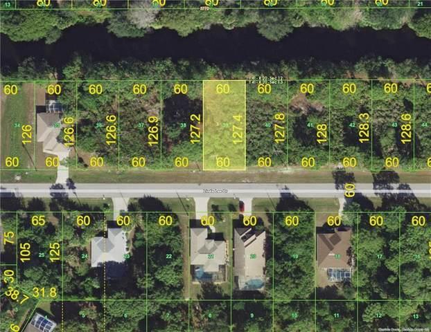 134 Linda Lee Drive, Rotonda West, FL 33947 (MLS #D6111072) :: Team Borham at Keller Williams Realty