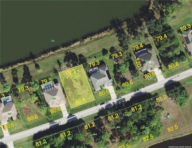 1126 Rotonda Circle, Rotonda West, FL 33947 (MLS #D6111074) :: Team Borham at Keller Williams Realty