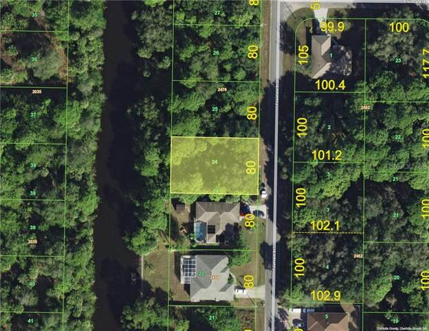 305 Fountain Street, Port Charlotte, FL 33953 (MLS #D6111076) :: Homepride Realty Services