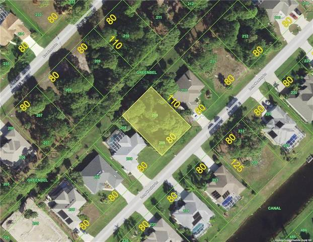 25 Long Meadow Lane, Rotonda West, FL 33947 (MLS #D6111081) :: Lovitch Group, LLC