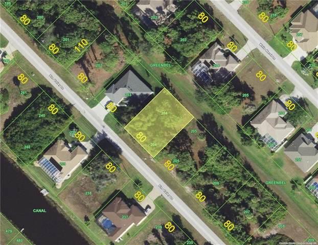 35 Pine Valley Lane, Rotonda West, FL 33947 (MLS #D6111087) :: Team Borham at Keller Williams Realty