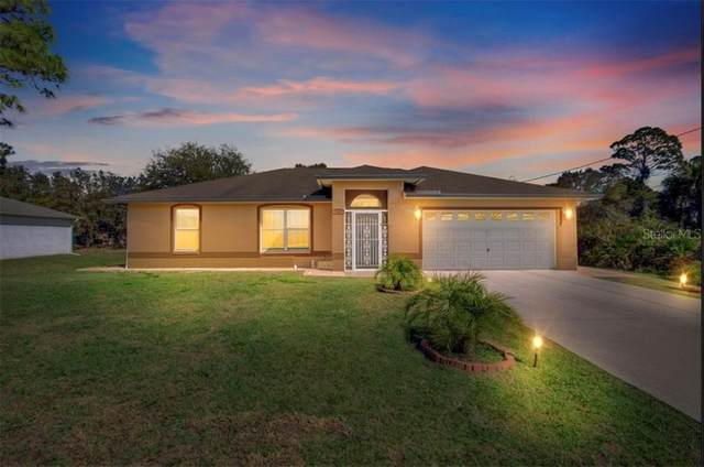 2802 Ensenada Lane, North Port, FL 34286 (MLS #D6111097) :: GO Realty