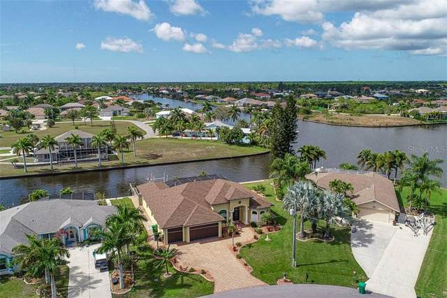 9326 Rosebud Circle, Port Charlotte, FL 33981 (MLS #D6111112) :: The Light Team