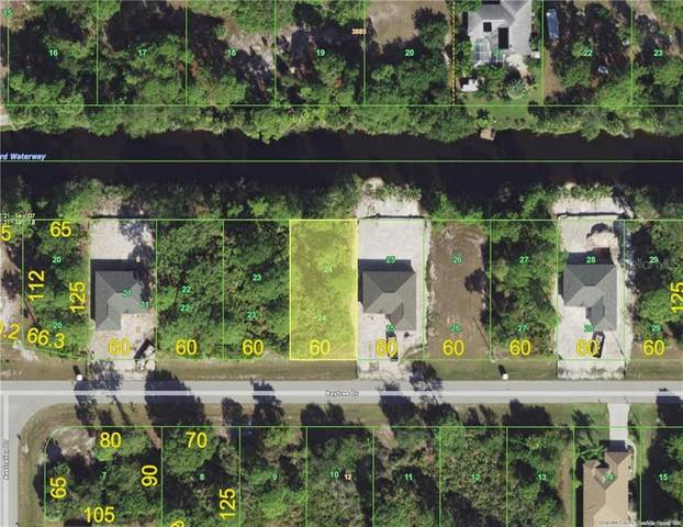 148 Baytree Drive, Rotonda West, FL 33947 (MLS #D6111117) :: GO Realty