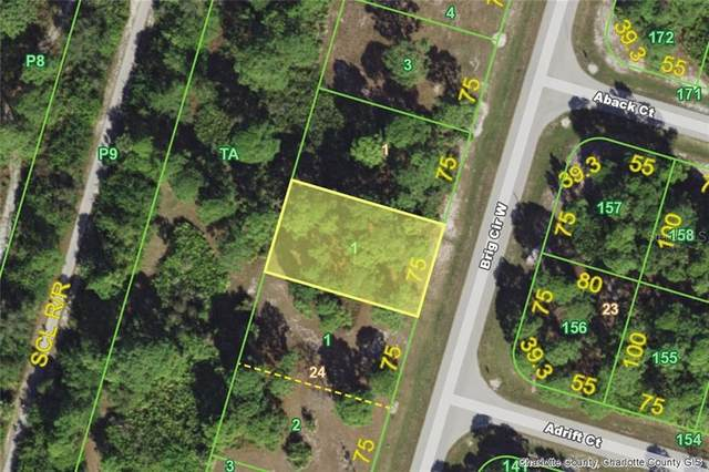 125 Brig (Lot 1) Circle W, Placida, FL 33946 (MLS #D6111158) :: Zarghami Group
