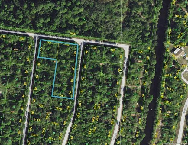 12491/ 5 lots Stimmel Avenue, Port Charlotte, FL 33981 (MLS #D6111186) :: The Robertson Real Estate Group