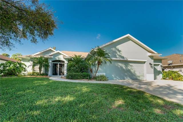 154 Marker Road, Rotonda West, FL 33947 (MLS #D6111191) :: The Price Group
