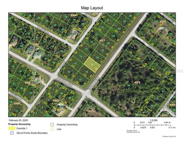 9737 Calumet Boulevard, Port Charlotte, FL 33981 (MLS #D6111227) :: Charles Rutenberg Realty