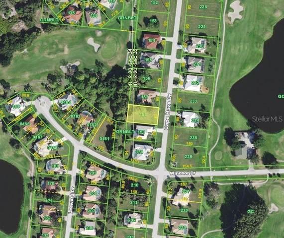 4160 Cape Haze Drive, Placida, FL 33946 (MLS #D6111229) :: Lockhart & Walseth Team, Realtors