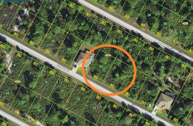 13388 & 13396 Rayburn Lane, Port Charlotte, FL 33981 (MLS #D6111239) :: The BRC Group, LLC