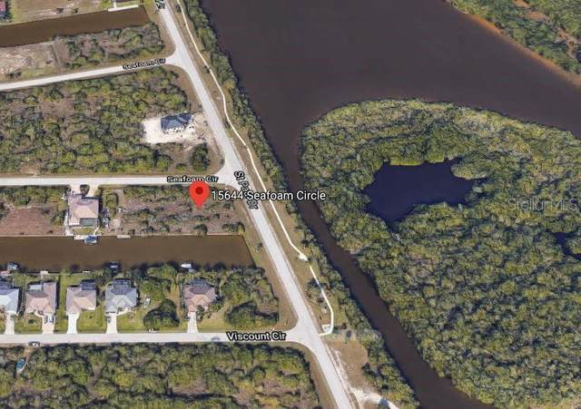 15644 Seafoam Circle, Port Charlotte, FL 33981 (MLS #D6111255) :: The BRC Group, LLC