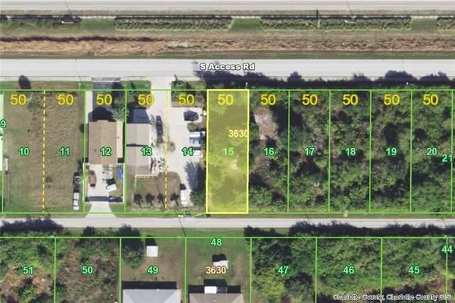 4017 S Access (Lot 15) Road, Englewood, FL 34224 (MLS #D6111268) :: RE/MAX Realtec Group