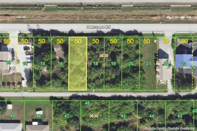 4025 S Access (Lot 17) Road, Englewood, FL 34224 (MLS #D6111271) :: Sarasota Home Specialists
