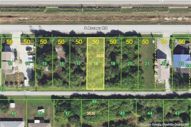 4029 S Access (Lot 18) Road, Englewood, FL 34224 (MLS #D6111272) :: Sarasota Home Specialists
