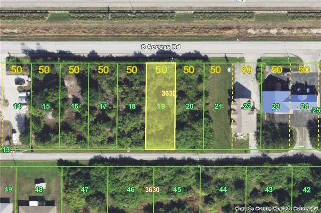 4033 S Access (Lot 19) Road, Englewood, FL 34224 (MLS #D6111273) :: Sarasota Home Specialists