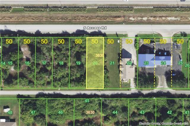 4037 S Access (Lot 20) Road, Englewood, FL 34224 (MLS #D6111275) :: The BRC Group, LLC