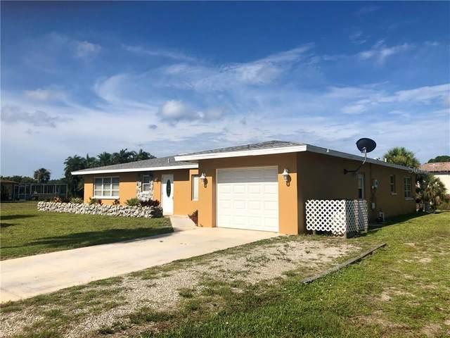 135 Rotonda Circle, Rotonda West, FL 33947 (MLS #D6111276) :: The A Team of Charles Rutenberg Realty