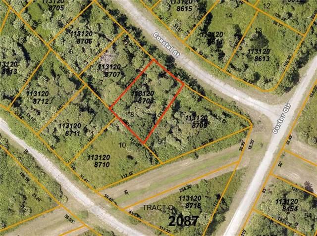 LOT 8 BLOCK 2087 Coastal Street, North Port, FL 34288 (MLS #D6111312) :: Lockhart & Walseth Team, Realtors