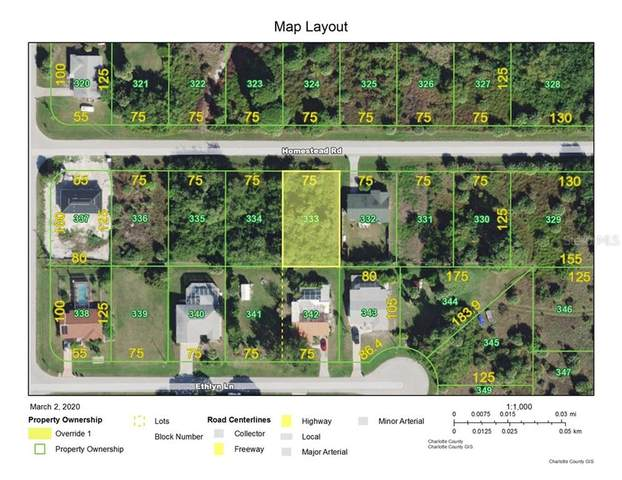 3445 Homestead Road, Rotonda West, FL 33947 (MLS #D6111372) :: The BRC Group, LLC
