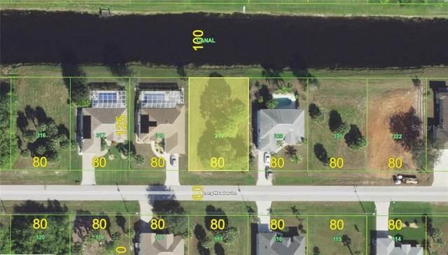 208 Long Meadow Lane, Rotonda West, FL 33947 (MLS #D6111386) :: Team Bohannon Keller Williams, Tampa Properties