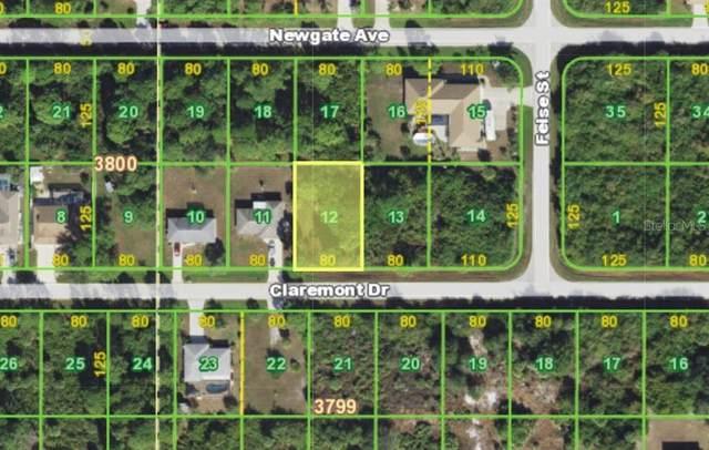 12022 Claremont Drive, Port Charlotte, FL 33981 (MLS #D6111394) :: The BRC Group, LLC