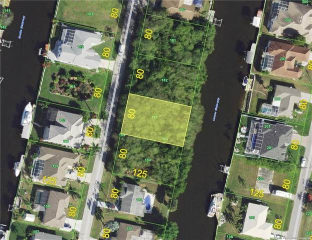 5256 Conner Terrace, Port Charlotte, FL 33981 (MLS #D6111429) :: The BRC Group, LLC