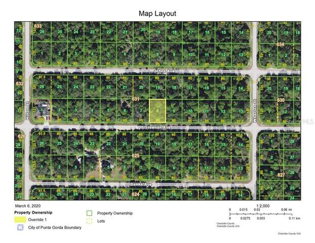 17100 Greenan Avenue NW, Port Charlotte, FL 33948 (MLS #D6111468) :: Team Bohannon Keller Williams, Tampa Properties