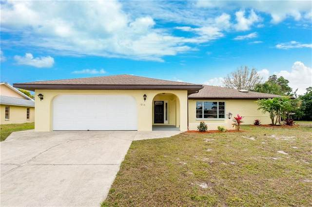 1215 Jefferson Drive, Englewood, FL 34224 (MLS #D6111498) :: Team Borham at Keller Williams Realty
