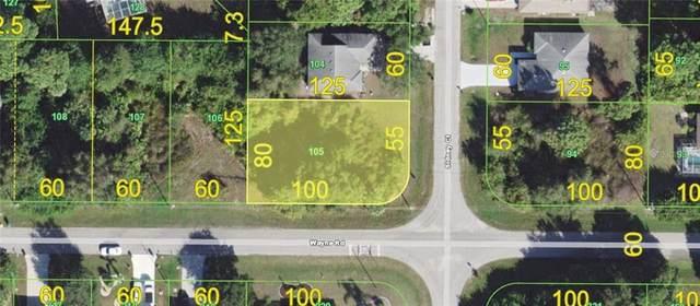 112 Sidney Court, Rotonda West, FL 33947 (MLS #D6111501) :: Gate Arty & the Group - Keller Williams Realty Smart