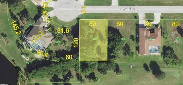 88 Long Meadow Place, Rotonda West, FL 33947 (MLS #D6111528) :: Team Bohannon Keller Williams, Tampa Properties