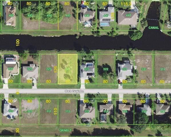 78 Mark Twain Lane, Rotonda West, FL 33947 (MLS #D6111561) :: The Duncan Duo Team