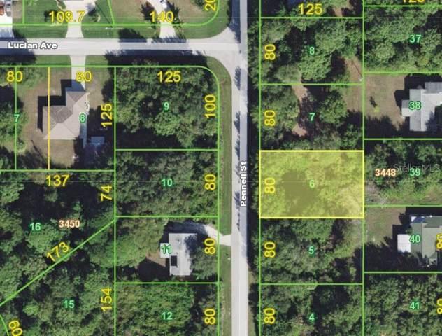 6320 Pennell Street, Englewood, FL 34224 (MLS #D6111661) :: The BRC Group, LLC