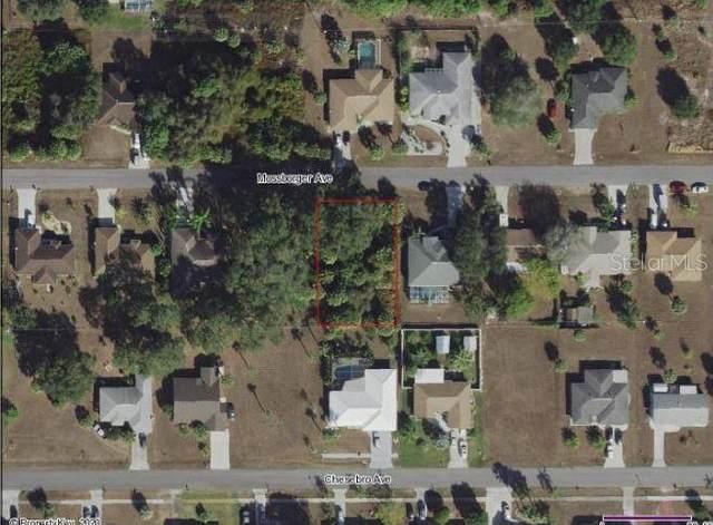 Mossborger, North Port, FL 34287 (MLS #D6111673) :: Premium Properties Real Estate Services