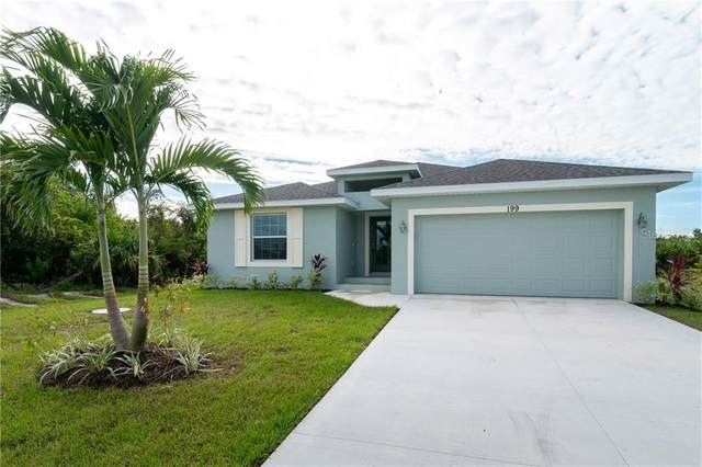 154 Linda Lee Drive, Rotonda West, FL 33947 (MLS #D6111710) :: Premium Properties Real Estate Services