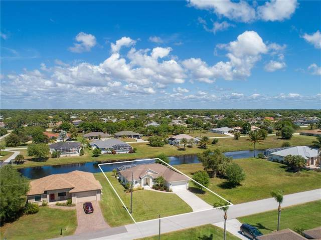 105 Medalist Road, Rotonda West, FL 33947 (MLS #D6111725) :: The BRC Group, LLC