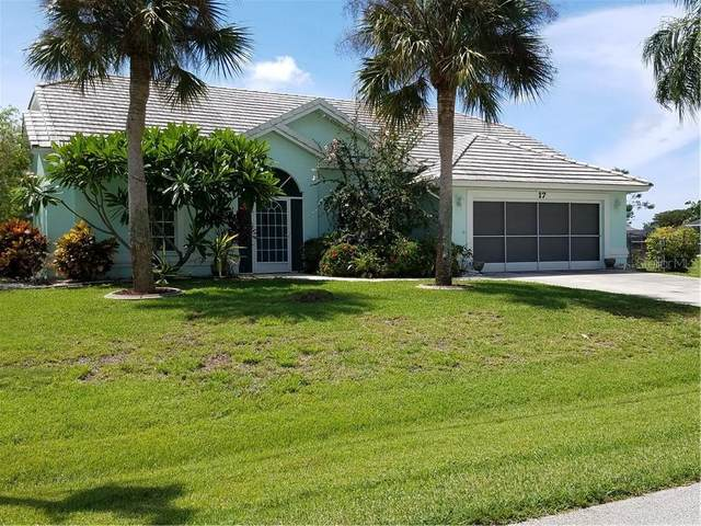 17 Bunker Road, Rotonda West, FL 33947 (MLS #D6111727) :: The BRC Group, LLC