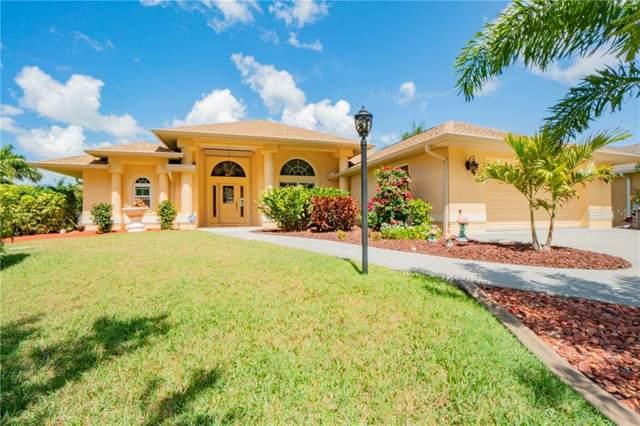 15664 Melport Circle, Port Charlotte, FL 33981 (MLS #D6111730) :: EXIT King Realty