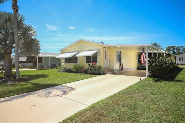 822 Tangerine Woods Boulevard, Englewood, FL 34223 (MLS #D6111744) :: The Heidi Schrock Team