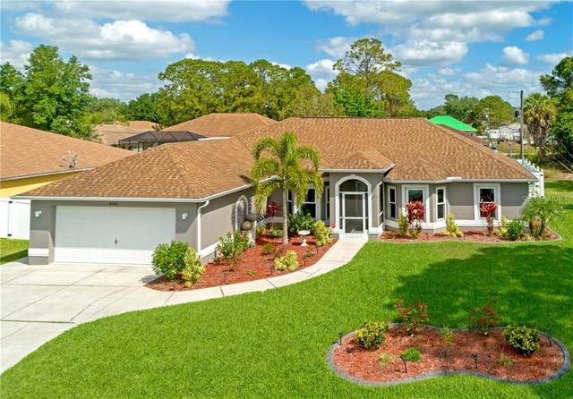 4140 Targee Avenue, North Port, FL 34287 (MLS #D6111791) :: The A Team of Charles Rutenberg Realty