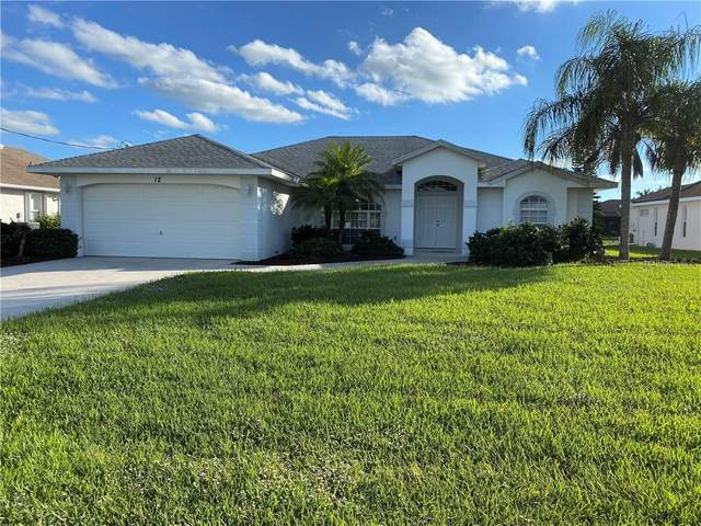 12 White Marsh Lane, Rotonda West, FL 33947 (MLS #D6111793) :: The Light Team