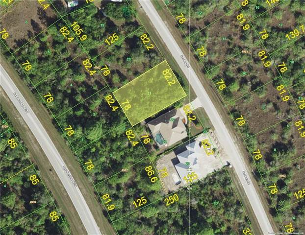 8223 Scobey Road, Port Charlotte, FL 33981 (MLS #D6111799) :: Carmena and Associates Realty Group