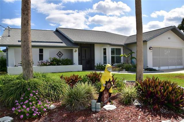 62 Mariner Lane, Rotonda West, FL 33947 (MLS #D6111826) :: Rabell Realty Group