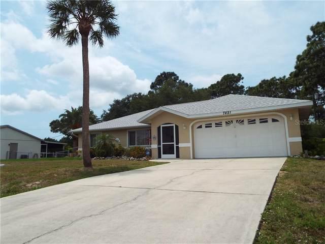 7421 Hart Street, Englewood, FL 34224 (MLS #D6111908) :: Medway Realty