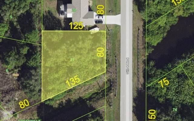 4159 Gillot Boulevard, Port Charlotte, FL 33981 (MLS #D6111925) :: Premier Home Experts