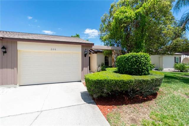 206 Aspen Street #206, Englewood, FL 34223 (MLS #D6111937) :: Medway Realty
