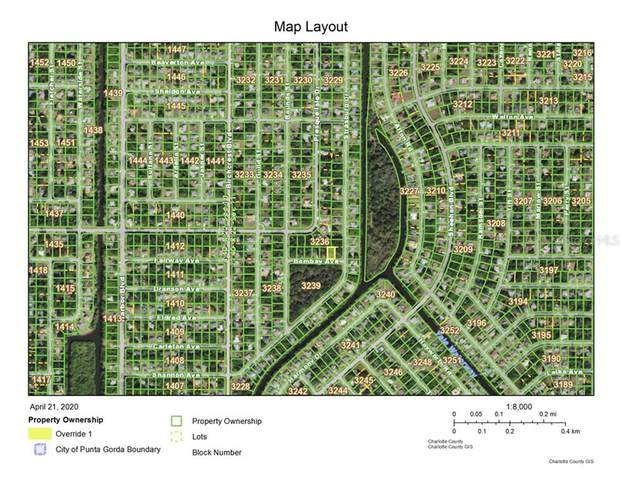 22100 Bombay Avenue, Port Charlotte, FL 33952 (MLS #D6111943) :: Dalton Wade Real Estate Group